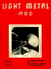 cover image October 1949