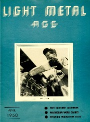 cover image April 1950