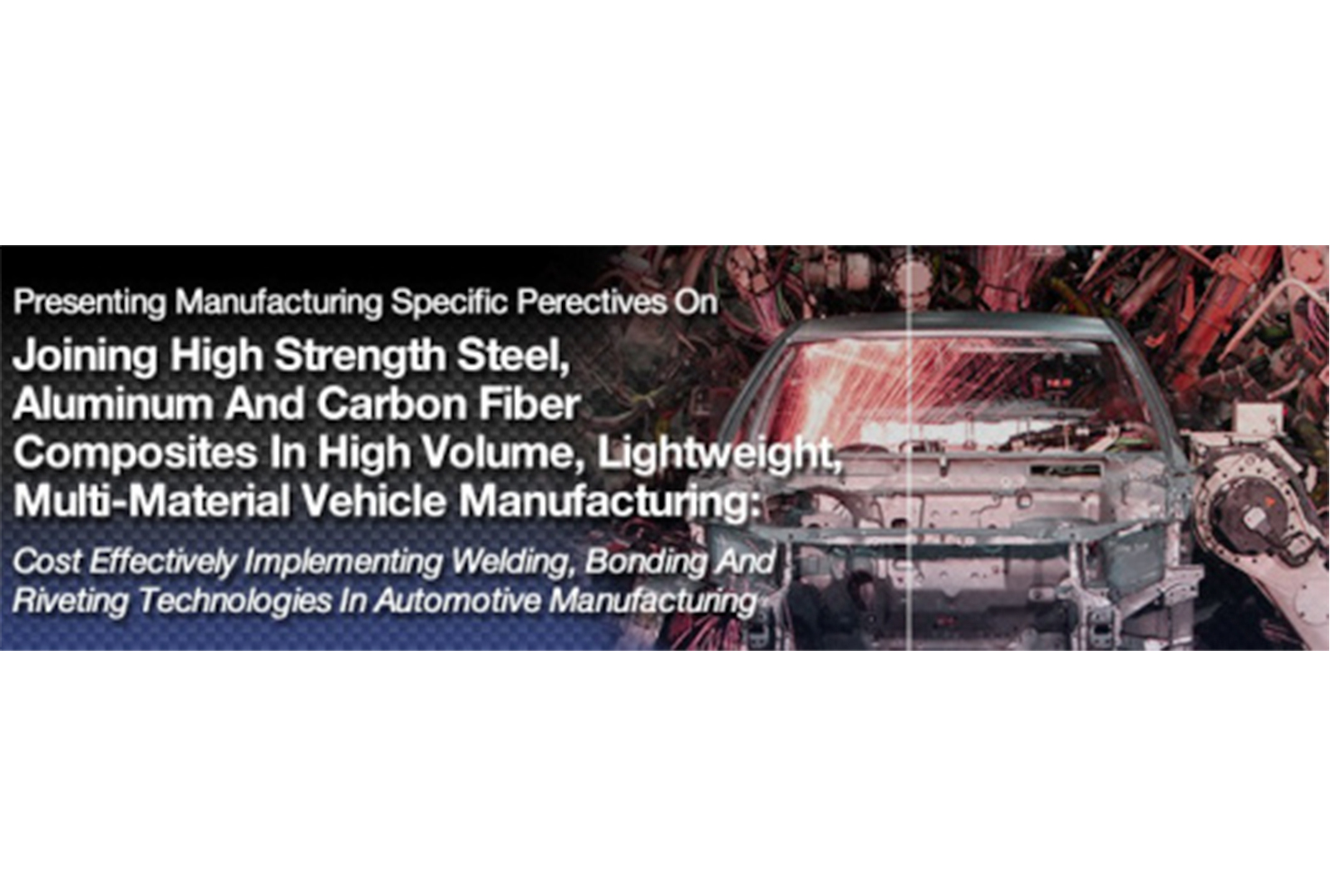 Global Lightweight Vehicle Manufacturing Congress To