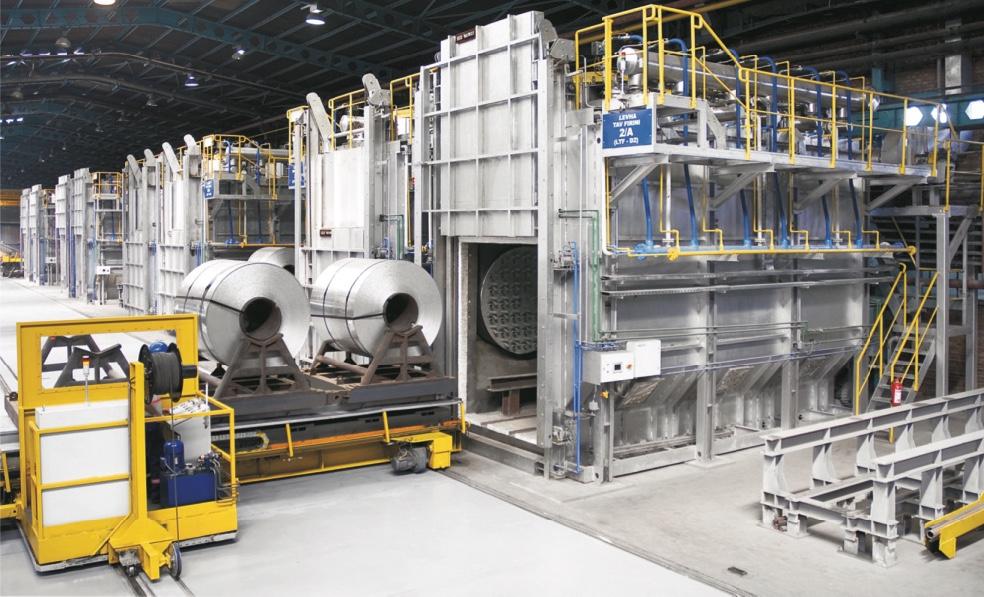 SECO/WARWICK - annealing furnace
