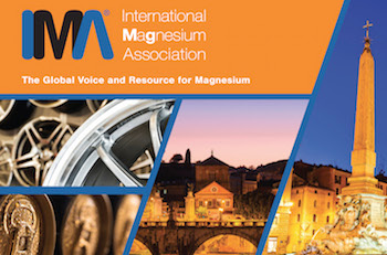 World Magnesium Conference 2016