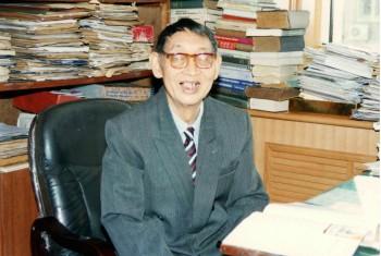 Figure 1. Prof. Qiu Zhuxian in 1995.