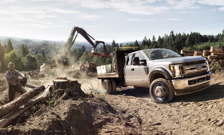 Ford Gets Tough With Aluminum Chassis Cab For F Series Super Duty