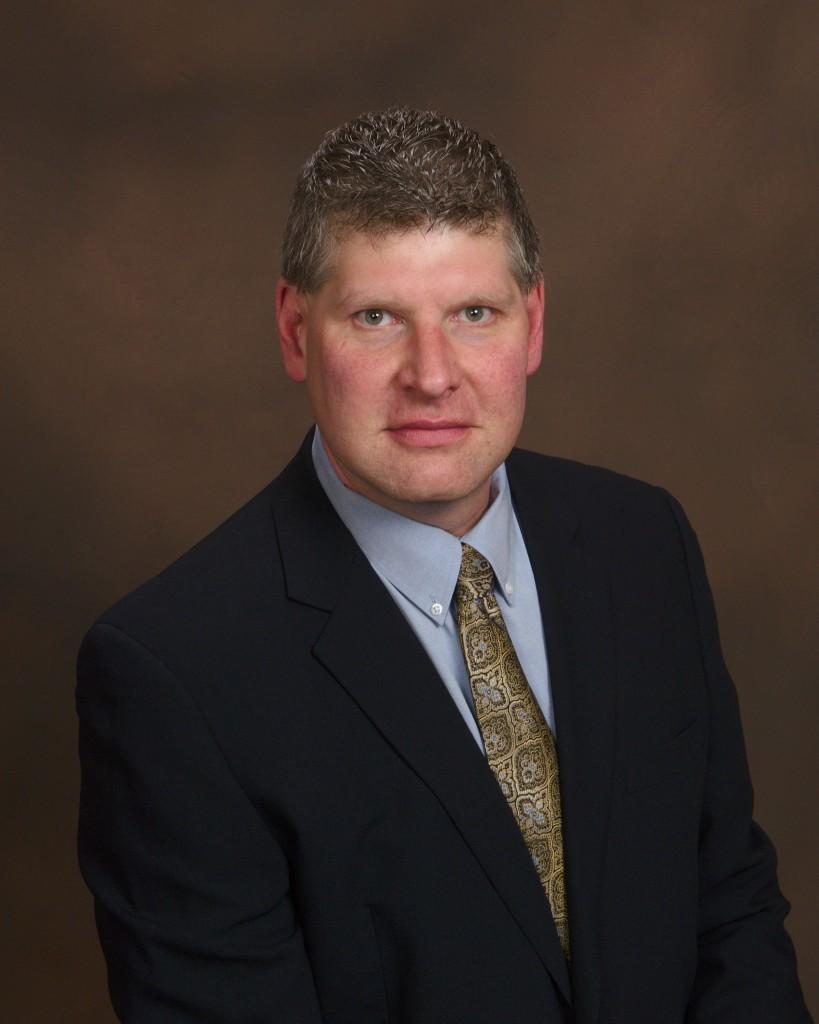 Jeff Henderson, president of the AEC