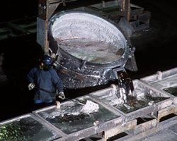 Noranda aluminum smelter