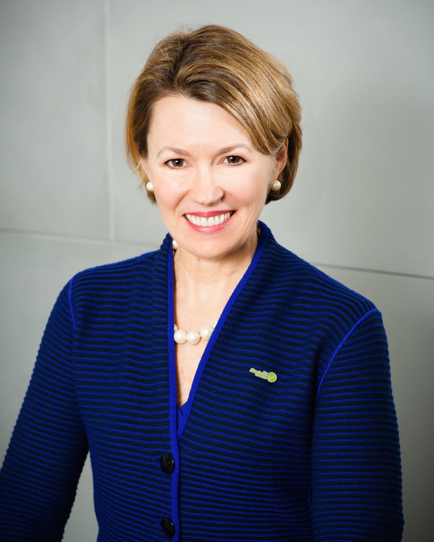 Heidi Brock. The Aluminum Association