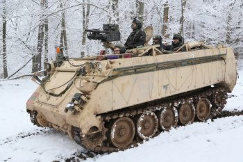 Army (Bradley) M113 armored personnel carrier