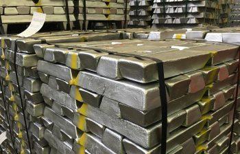 Aluminum Ingot - Public Domain