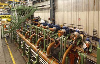 Bosch Rexroth pres hydraulics