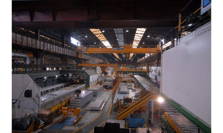 Arconic Sells Fusina Rolling Mill to Slim Aluminium - Light