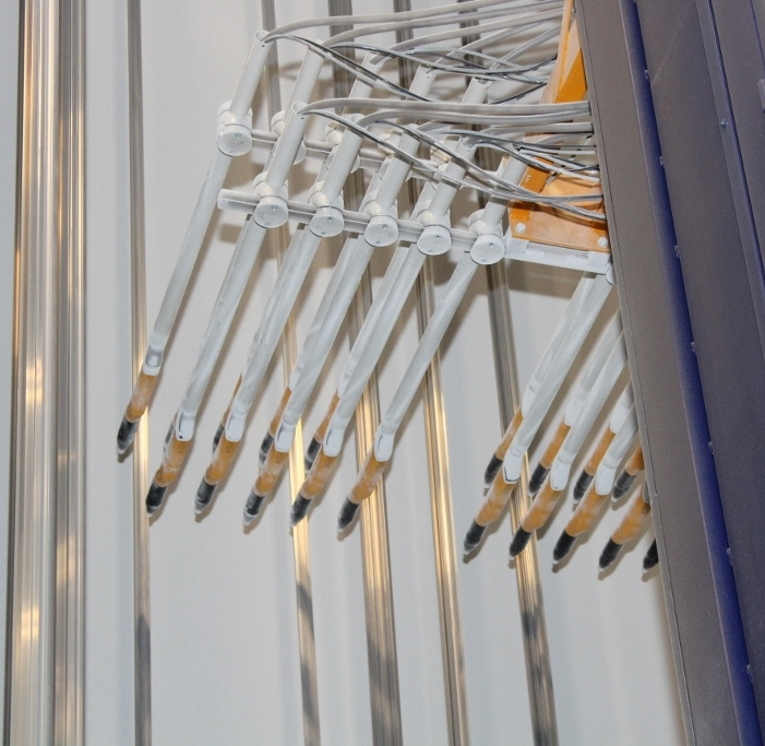 Gema spray application equipment