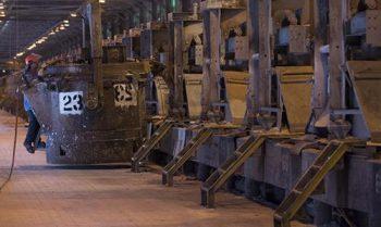 Alcoa Warrick aluminum smelter