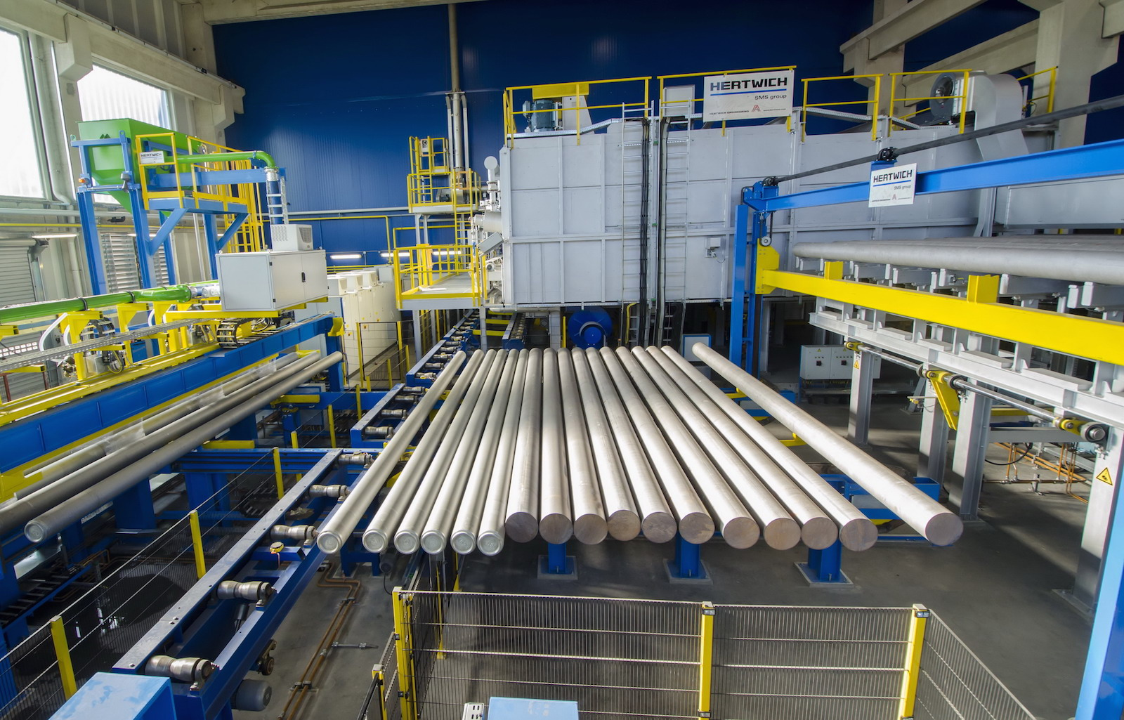 Talum To Expand Aluminum Extrusion Billet Production