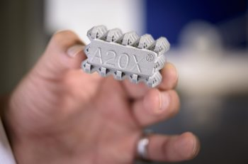 3D printed part – Aeromet International