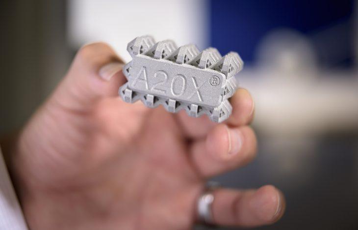 3D printed part –Aeromet International