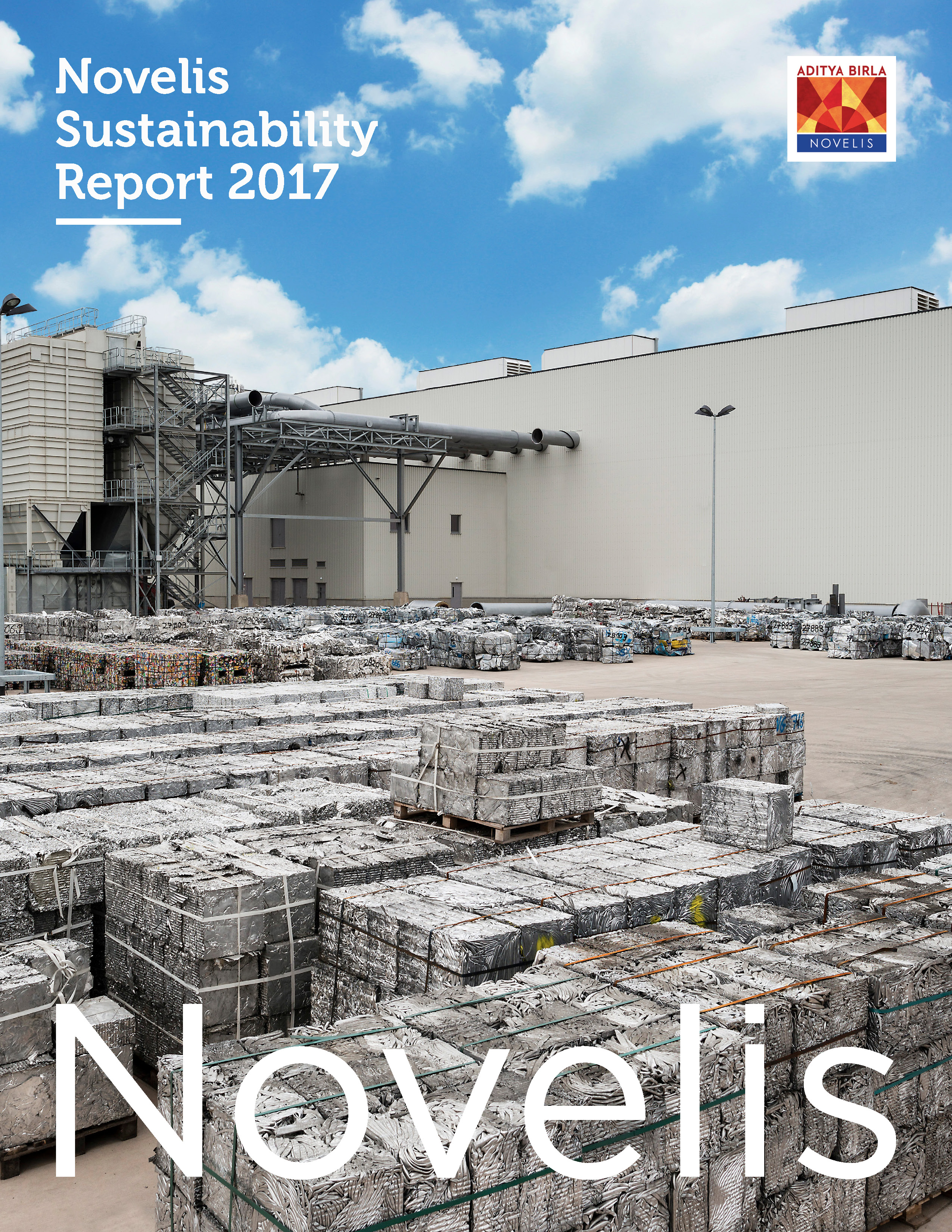 Novelis sustainability report