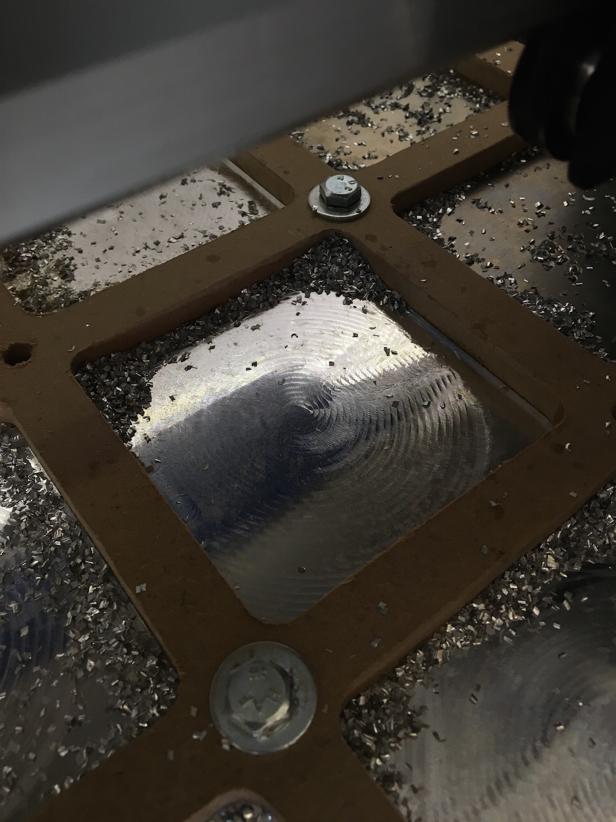 Moy - aluminum blanks