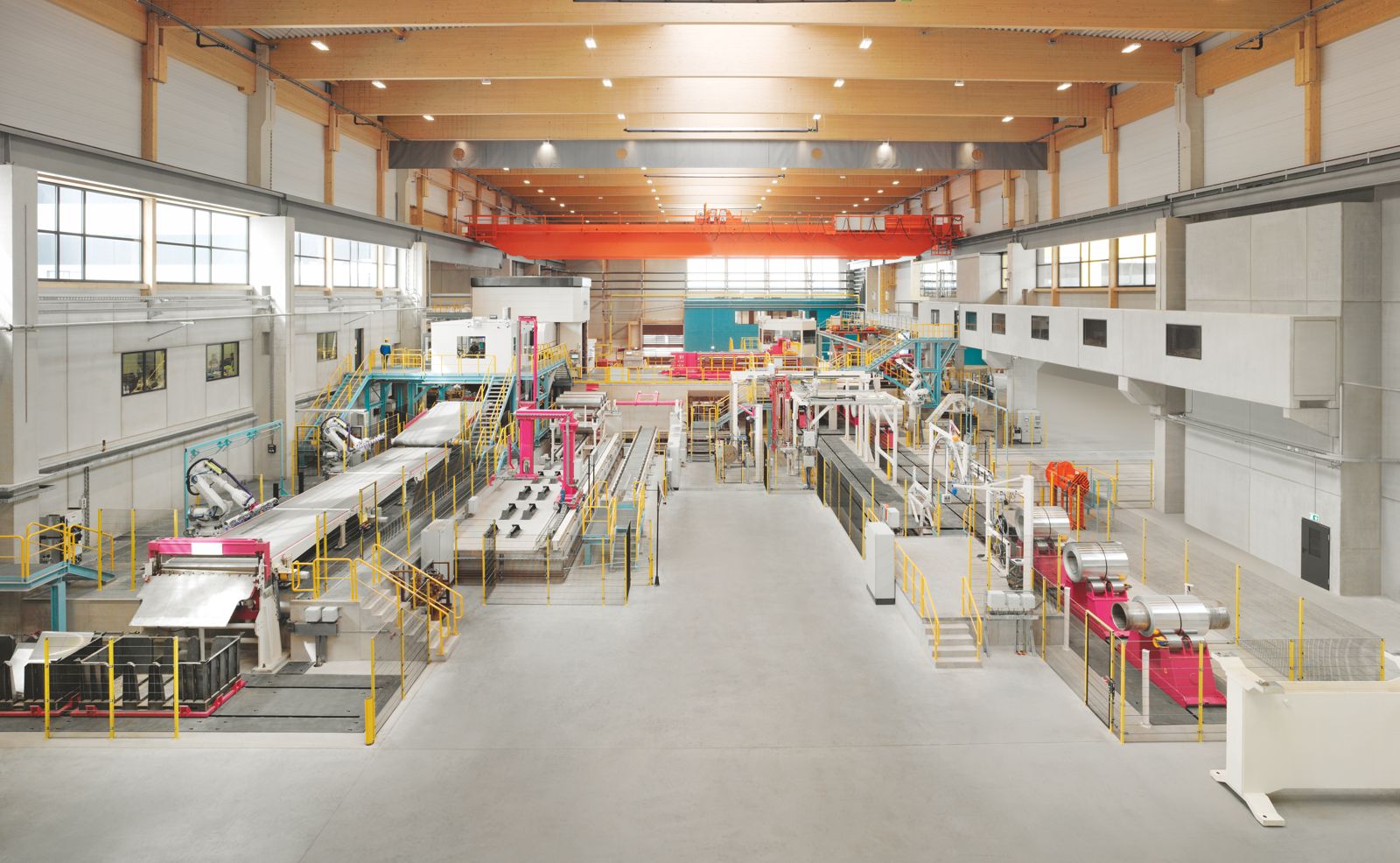ARTICLE: AMAG Completes Massive Growth Plan - Light Metal Age Magazine