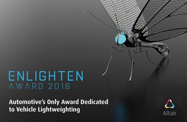 2018 Altair Enlighten Award