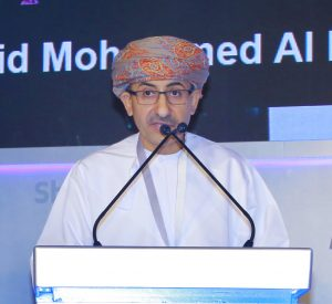 Said Mohammed Al Masoudi, ceo of Sohar