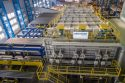 Continuous homogenizing furnace