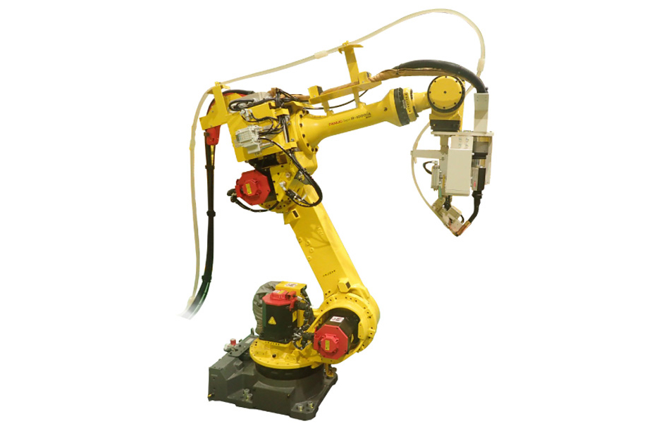 Kobe Steel and FANUC Jointly Develop Robot to Join