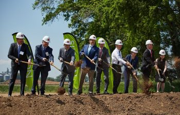 Novelis Breaks Ground on Automotive Aluminum Facility in Kentucky