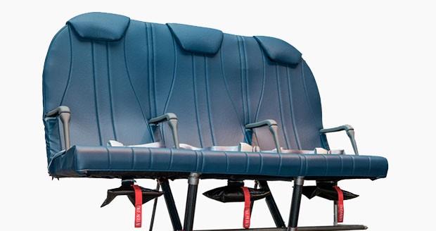 Expliseat's titanium seat
