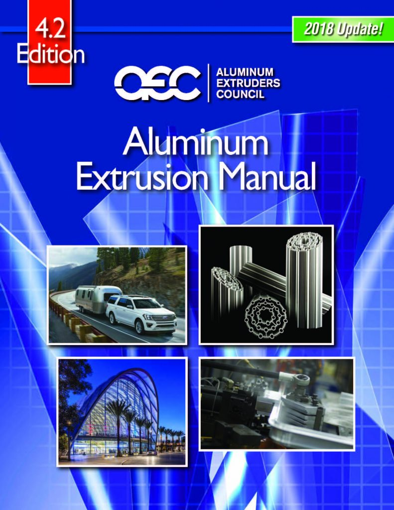 AEC Aluminum Extrusion Manual