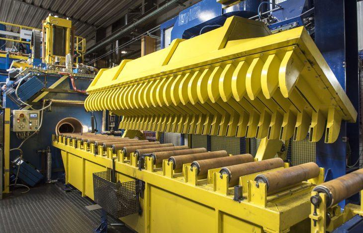 Apt Group Inaugurates Modern Aluminum Extrusion Press Line