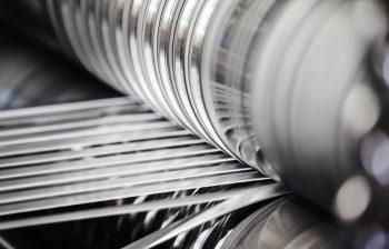 Gränges-slitted aluminum