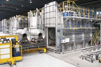 SECO-Warwick-coil annealing
