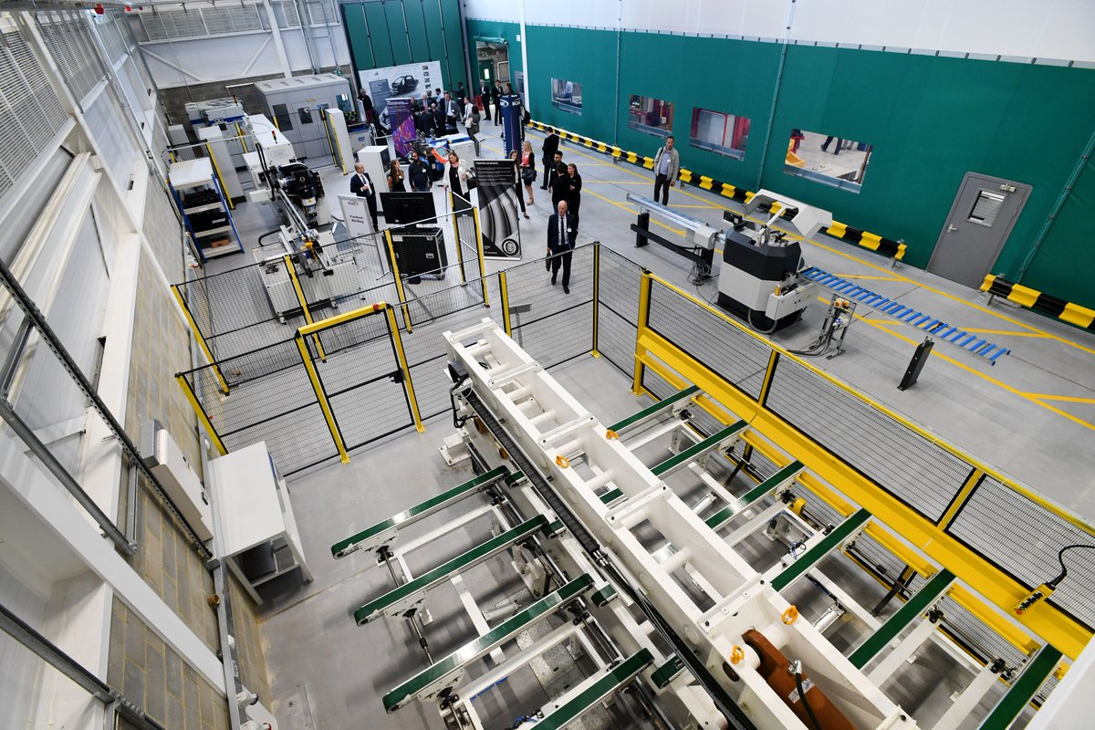 Brunel Launches Advanced Metal Processing Centre For