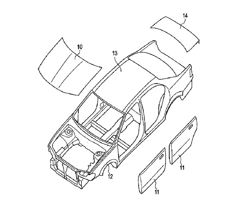 International Patents Aluminum In Automotive Vehicle Applications