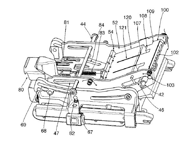 international patents aluminum in automotive applications light Powerglide Linkage Diagram the energy absorbing member 120 may prise an energy absorbing material that is formed in a monolithic layered honey b like structure