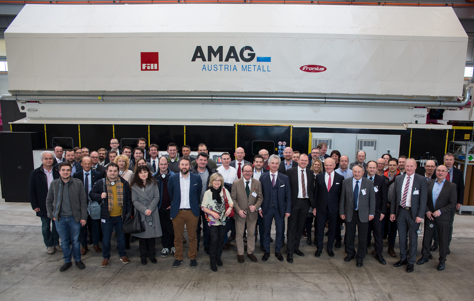 AMAG project team.