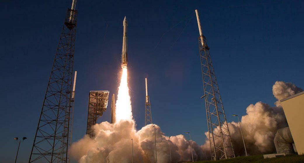 OSIRIS-REx Launch
