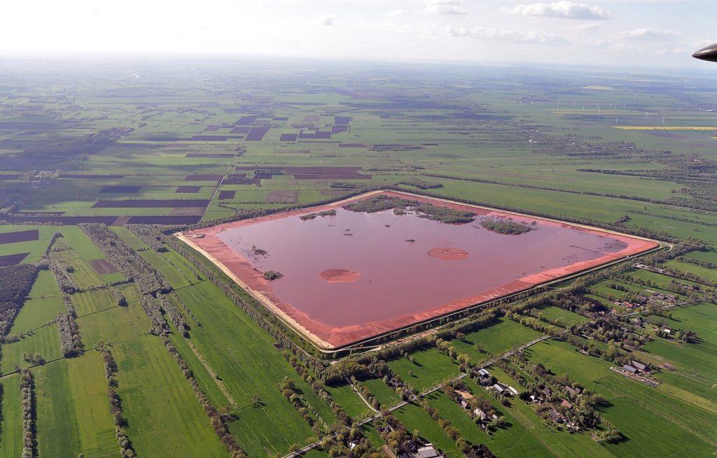 Fig 1 Red Mud Pond Stade-NEW