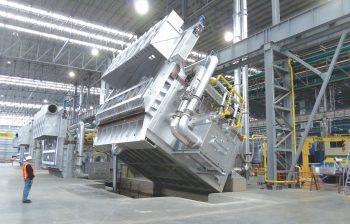GNA alutech inc - aluminicaste Melting furnace
