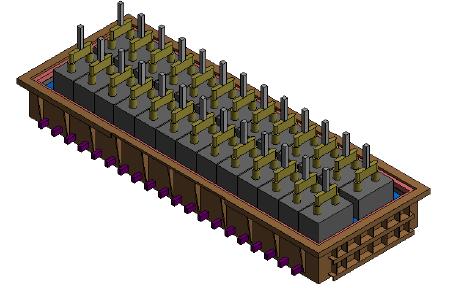 alcoa-Large Eddy Simulation to Improve Cell Design