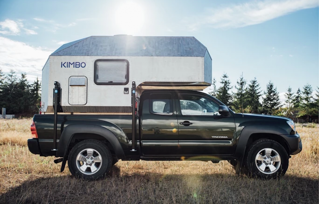 Kimbo Frameless Aluminum Camper For Lovers Of The Outdoors