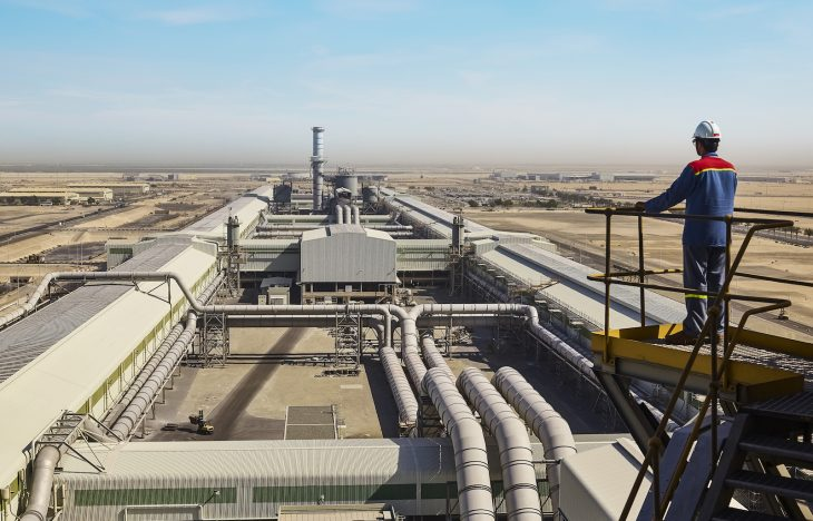 EGA Al Taweelah smelter