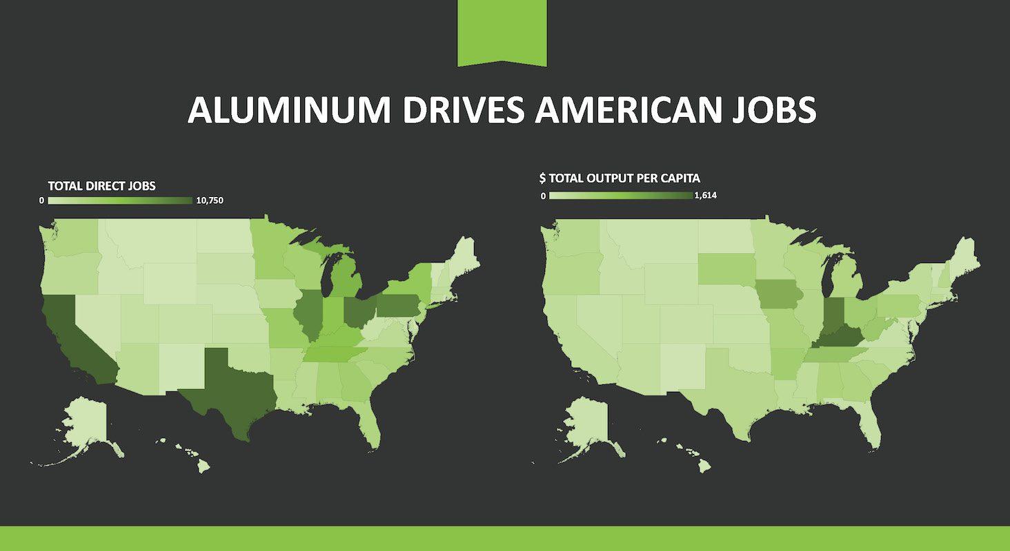 Aluminum Association Econ-Map