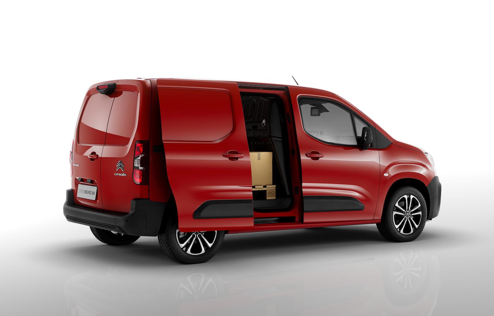 The Berlingo Van