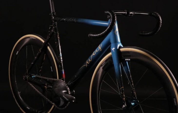 allite-weis magnesium bike