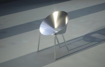 Hydro and the Tom Dixon are creating a chair designed for recycling already at the drawing board 1