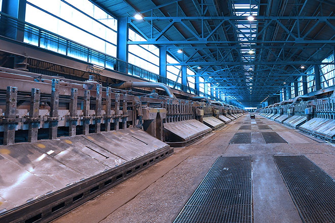 Trimet converted 120 electrolysis furnaces in its Essen aluminium smelter to trial operation as a virtual battery.