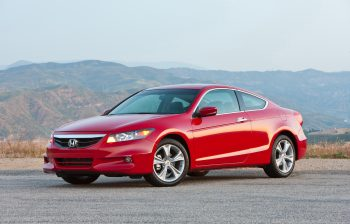 2011 Honda Accord EX-L V-6 Coupe