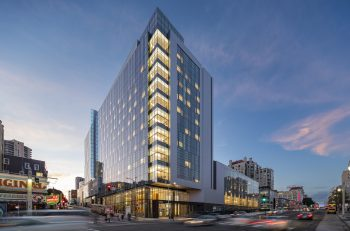 CPMC Sutter Van Ness and Geary SmithGroup Architects