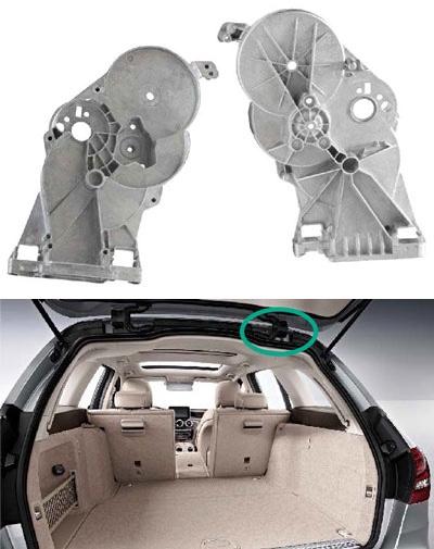 Gearbox designed by Michael Schran,castwerk.